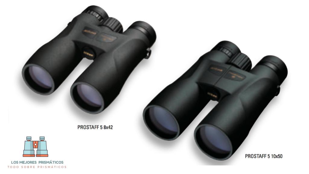 prismáticos Nikon Prostaff 5