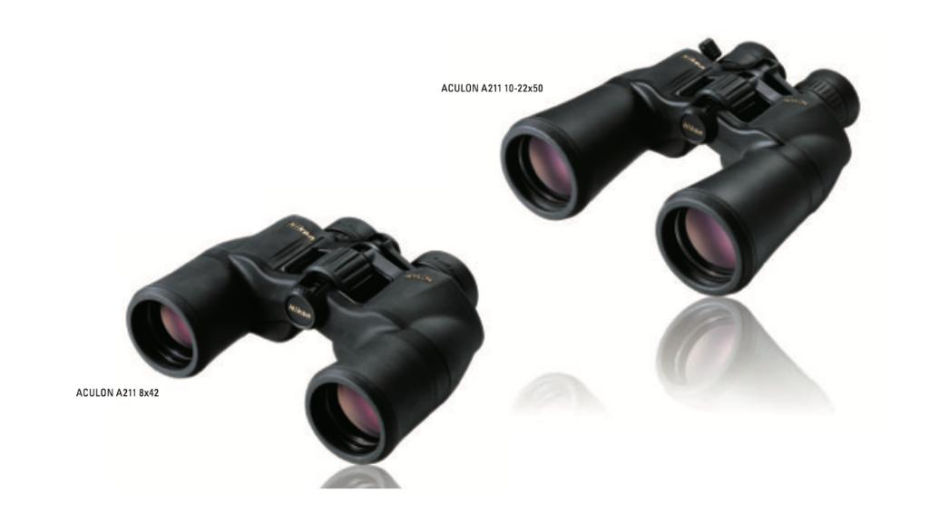 Prismáticos Nikon Aculon A211