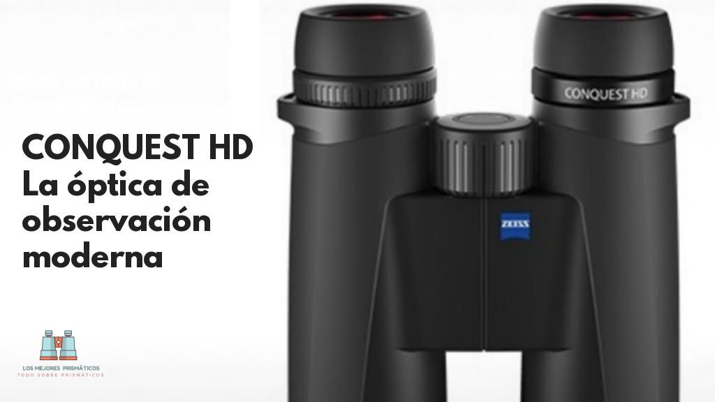 prismaticos Zeiss Conquest HD 10x42