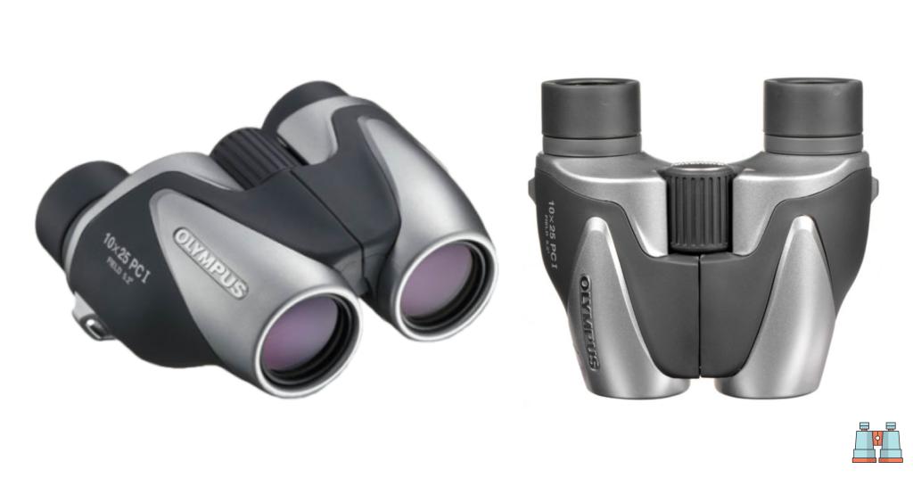 prismáticos Olympus 10x25 PC-I